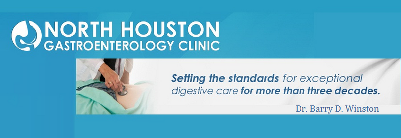 North Houston Gastroenterology Clinic for a consultation with Dr. Winston