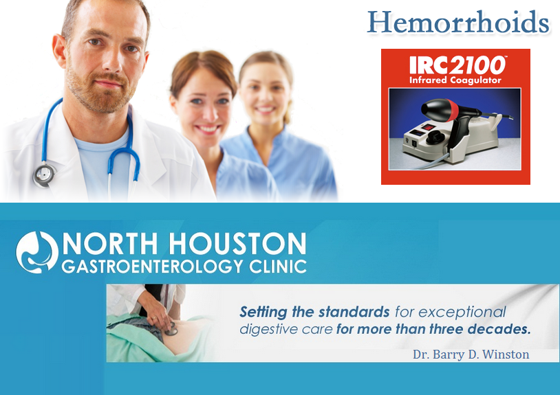Hemorrhoids Non Surgical Treatment In Office Treatment GI Clinic Houston